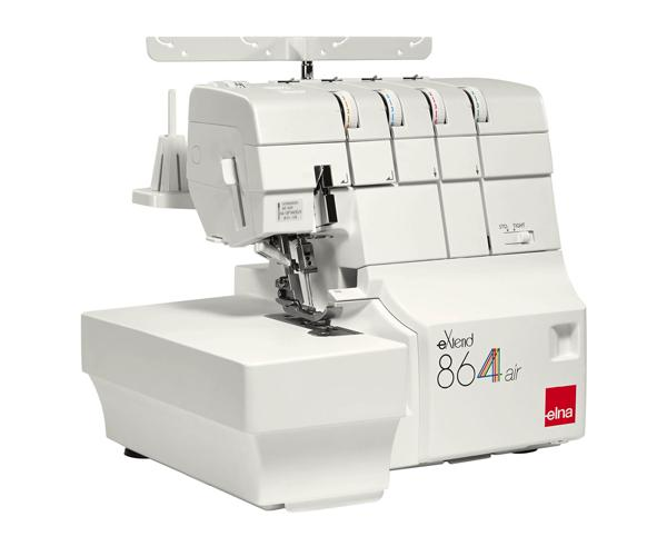 Elna 864 Air Serger-Spool of Thread