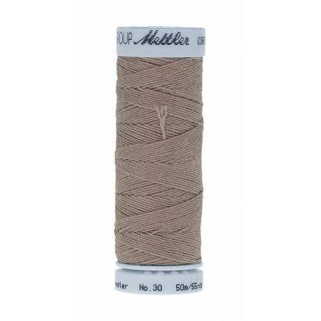 Mettler Metrosene Cordonnet Polyester Thread 50m Fieldstone-Notion-Spool of Thread