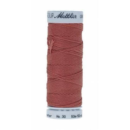 Mettler Metrosene Cordonnet Polyester Thread 50m Red Planet-Notion-Spool of Thread