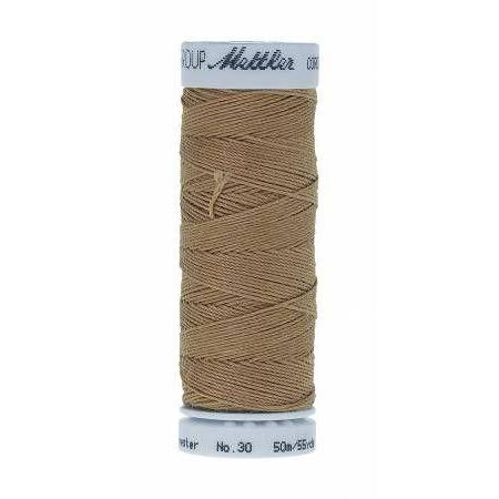 Mettler Metrosene Cordonnet Polyester Thread 50m Stone-Notion-Spool of Thread