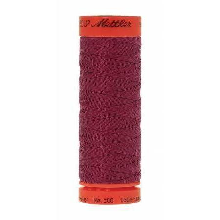 Mettler Metrosene Polyester Thread 150m Sangria-Notion-Spool of Thread