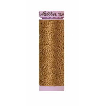 Mettler Silk Finish Cotton Thread 150m Dark Tan-Notion-Spool of Thread
