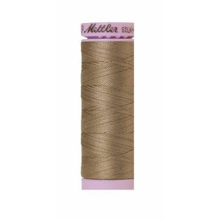 Mettler Silk Finish Cotton Thread 150m Khaki-Notion-Spool of Thread