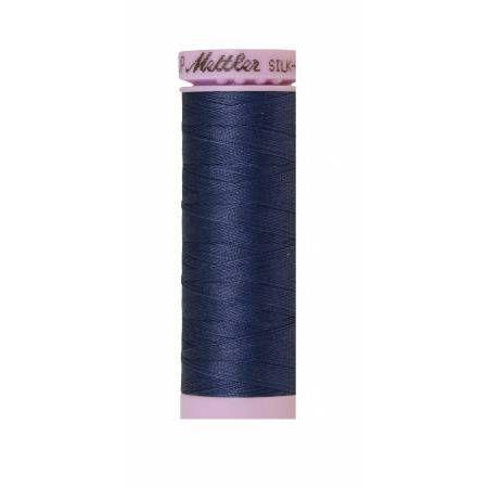 Mettler Silk Finish Cotton Thread 150m True Navy-Notion-Spool of Thread