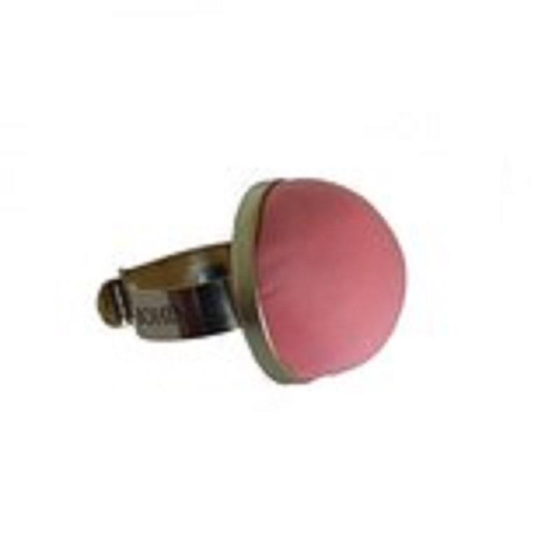 Pincushion with Bracelet Baby Pink-Notion-Spool of Thread