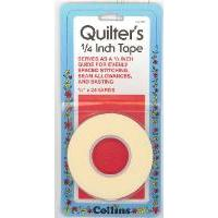 "Quilters ¼"" Tape-Notion-Spool of Thread"