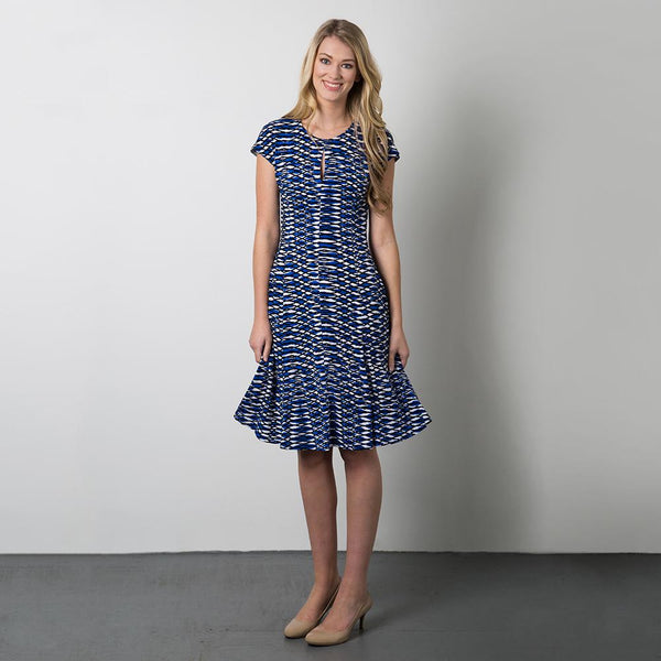Sewaholic Davie Dress Paper Pattern-Pattern-Spool of Thread