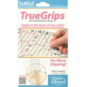 Truegrips Grippers for Rulers-Notion-Spool of Thread