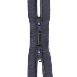 Zipper 2-way Jumpsuit 22-inch Navy-Notion-Spool of Thread