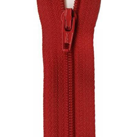 Zipper 2-way Jumpsuit 22-inch Red-Notion-Spool of Thread