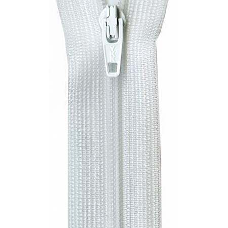 Zipper 2-way Jumpsuit 22-inch White-Notion-Spool of Thread