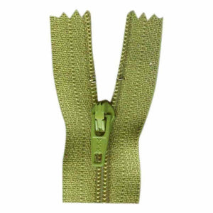 Zipper Tape 7-inch Apple Green-Notion-Spool of Thread