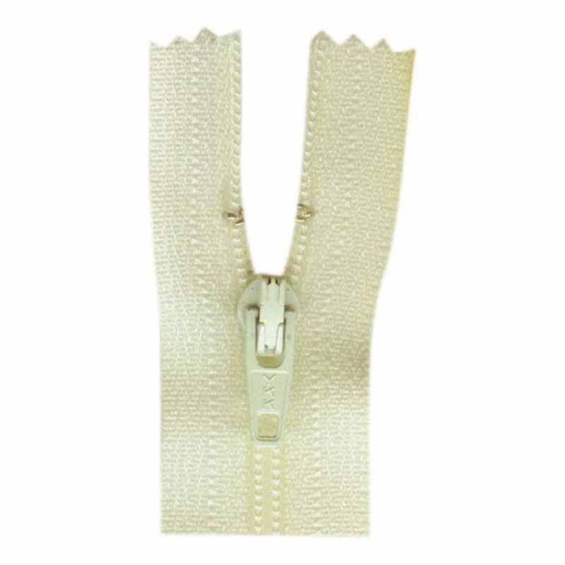 Zipper Tape 7-inch Ivory-Notion-Spool of Thread
