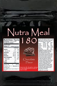 Nutra-Meal 180 Chocolate