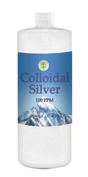 Colloidal Silver 32oz