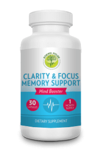 Clarity & Focus Memory Support