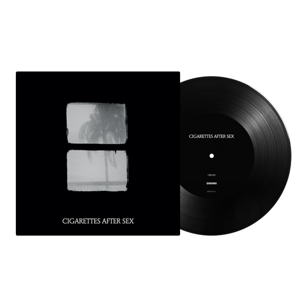 "Crush 7"" Vinyl EP + Unisex T-Shirt Bundle"
