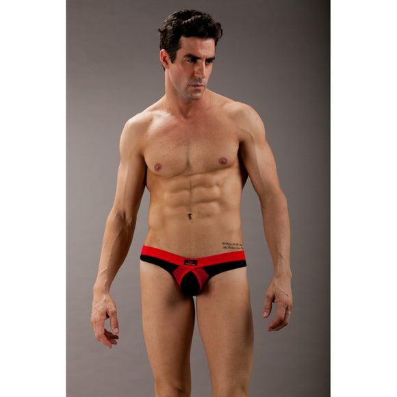 Fierce Two Tone Thong