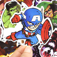 "The ""Super Hero"" Pack (50 Stickers)"
