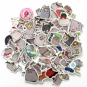 "The ""Cat"" Pack (100 Stickers)"