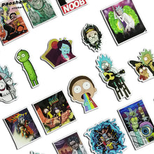 "The ""Rick and Morty"" Pack (51 Stickers)"