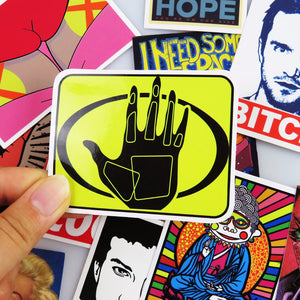 "The ""Revolt"" Pack (50 Stickers)"