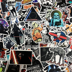 "The ""Strom Trooper"" Pack (100 Stickers)"