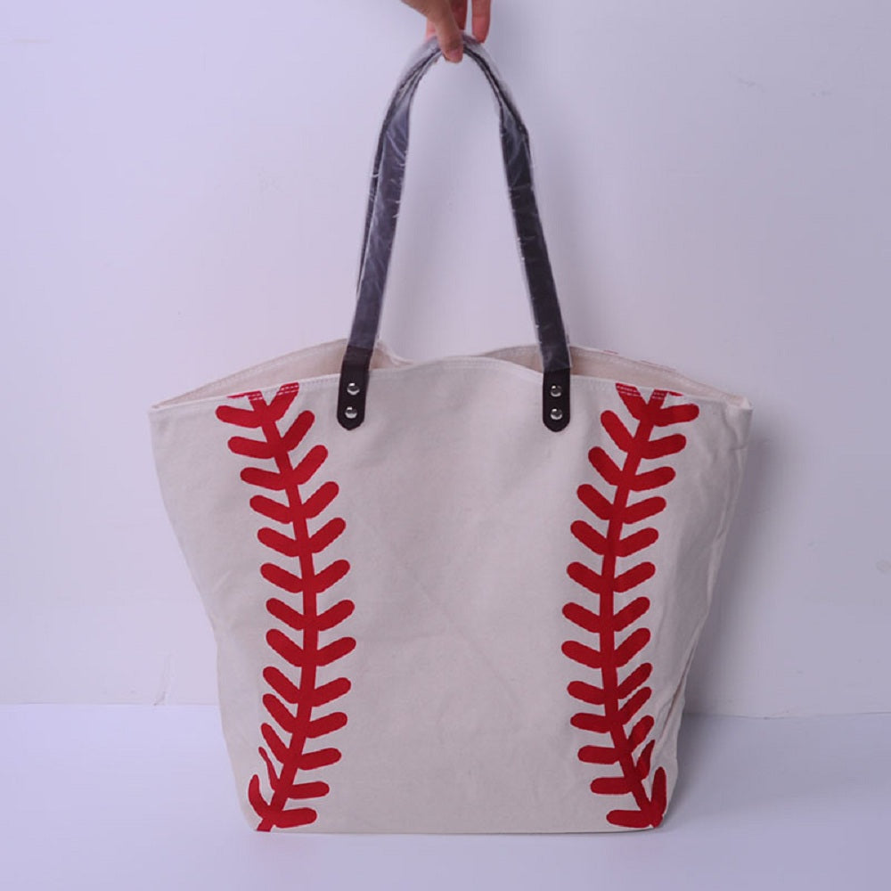 Baseball Canvas Sport Bag