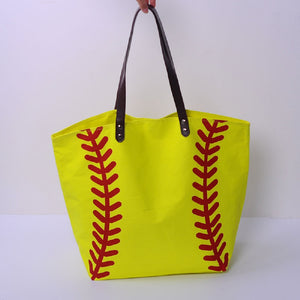 Softball Canvas Sport Bag