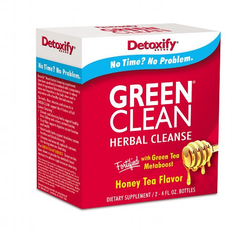Green Clean Honey Herbal Cleanse