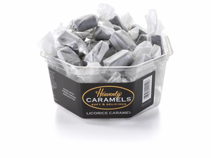 Old English Licorice Caramel