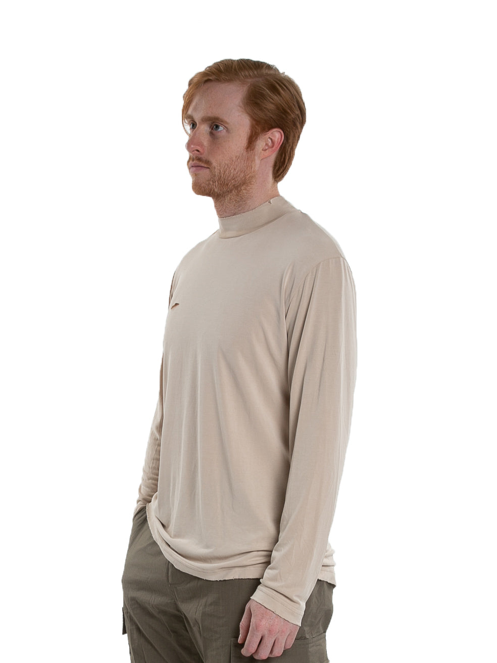 Merchant Long Sleeve in Natural