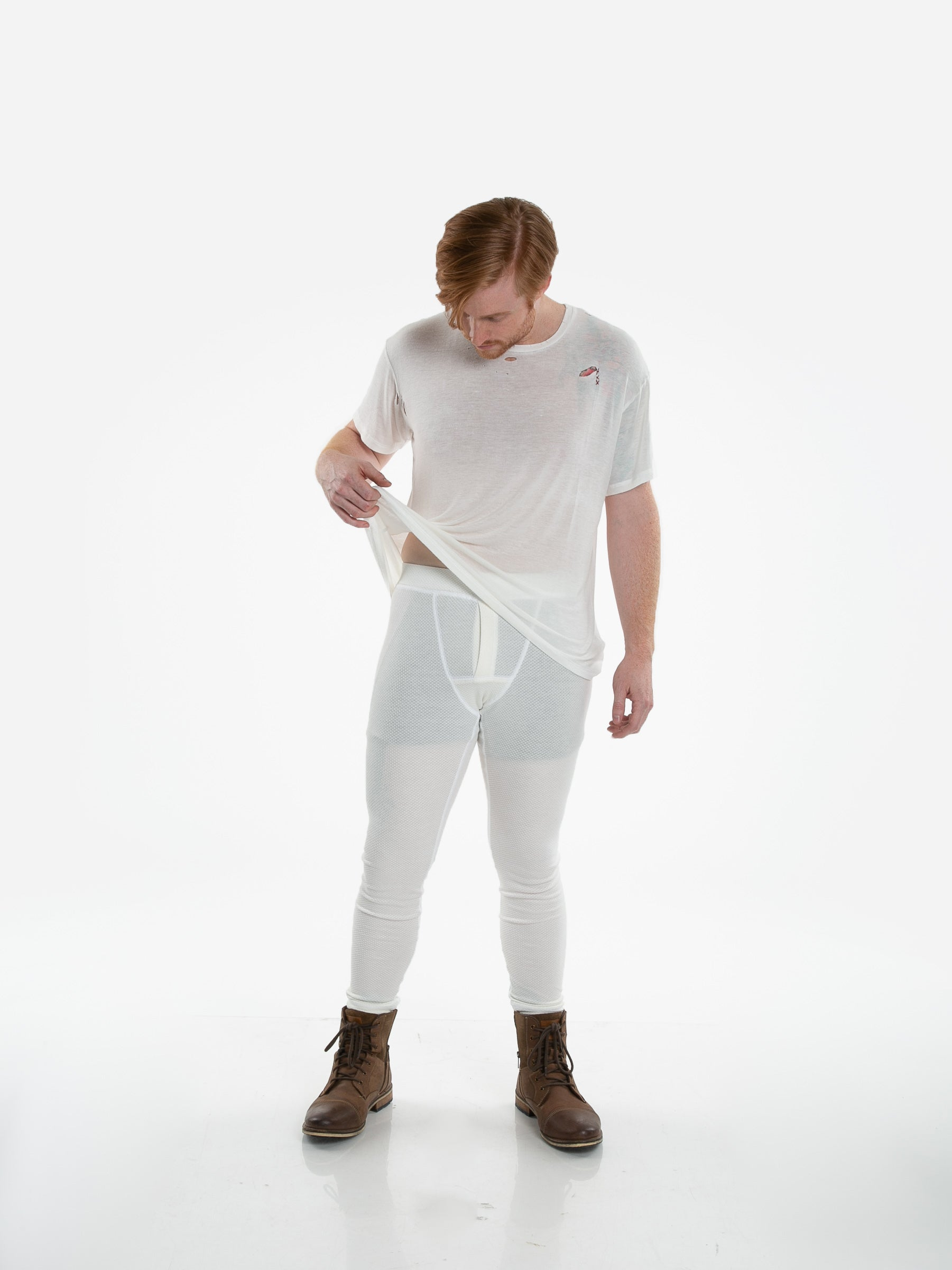 Men's long johns full
