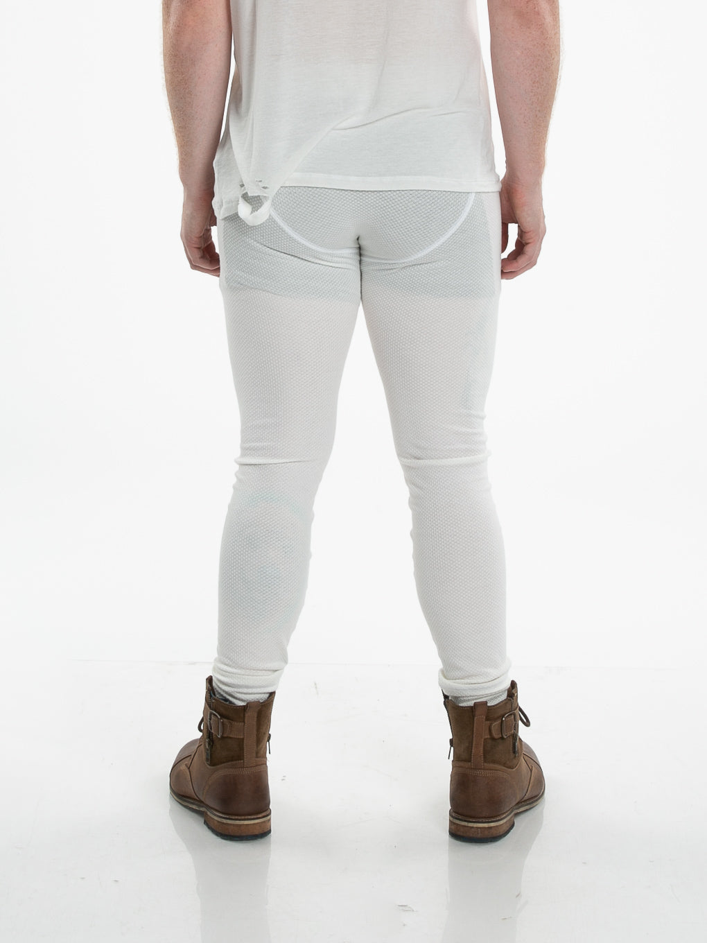 Men's long johns rear