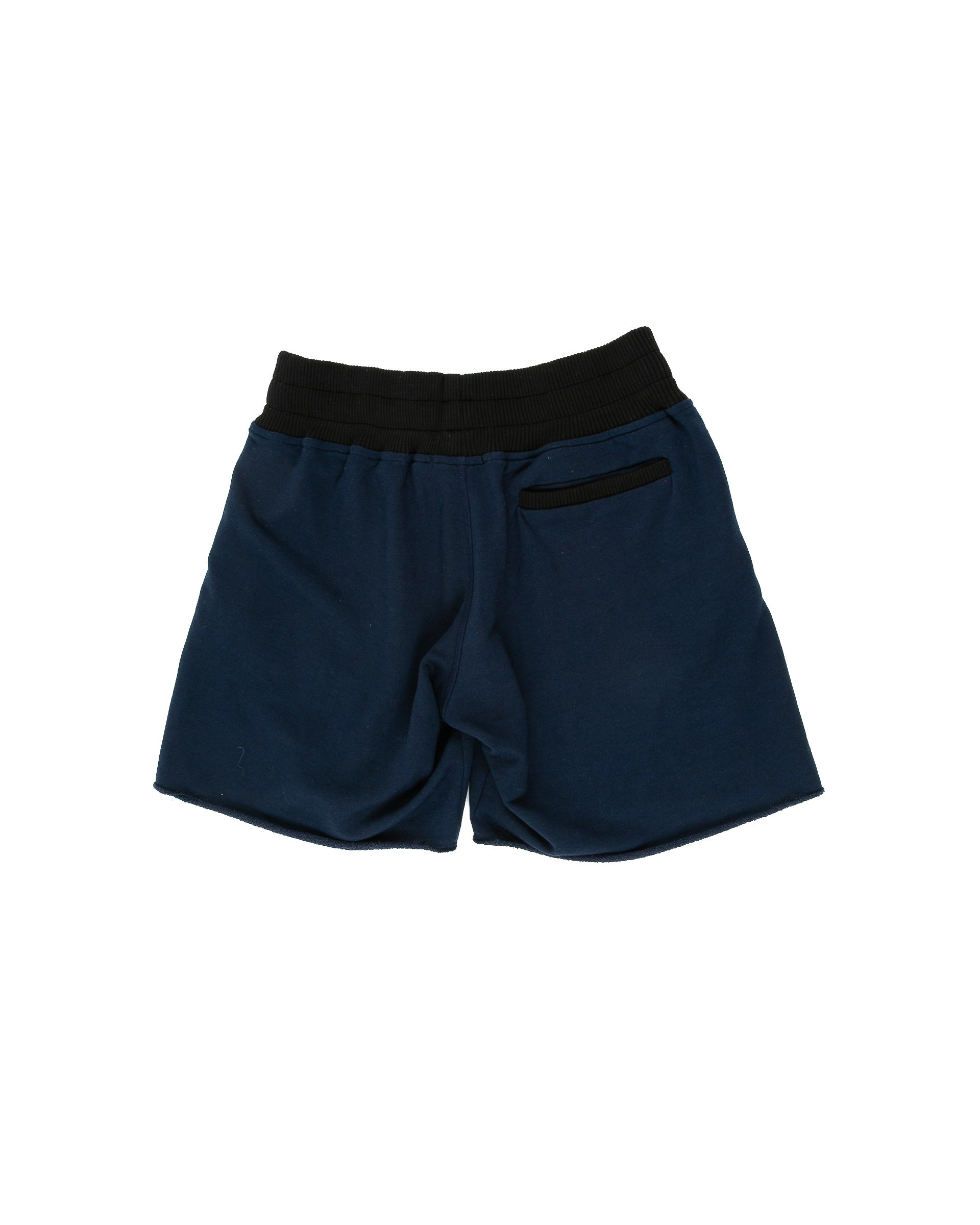 Terry Short in Navy