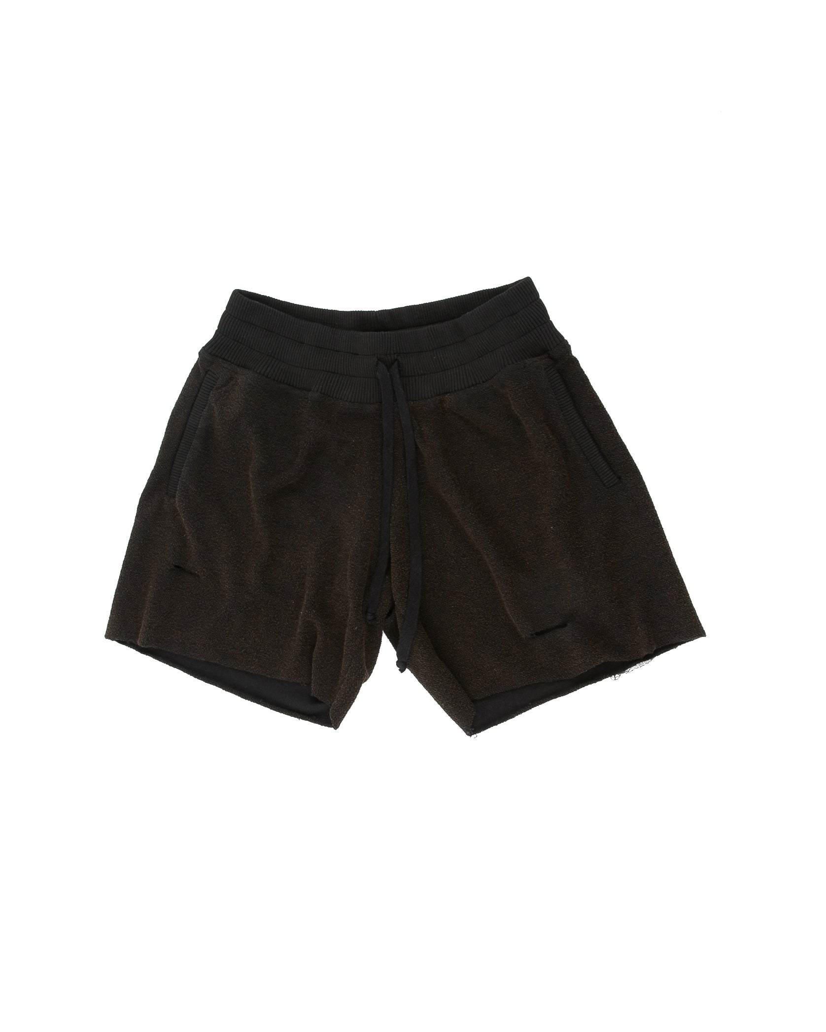 Front of Terry Short in Black