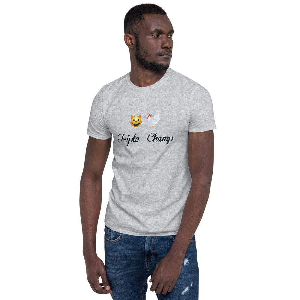 The Chicken Champ Tee