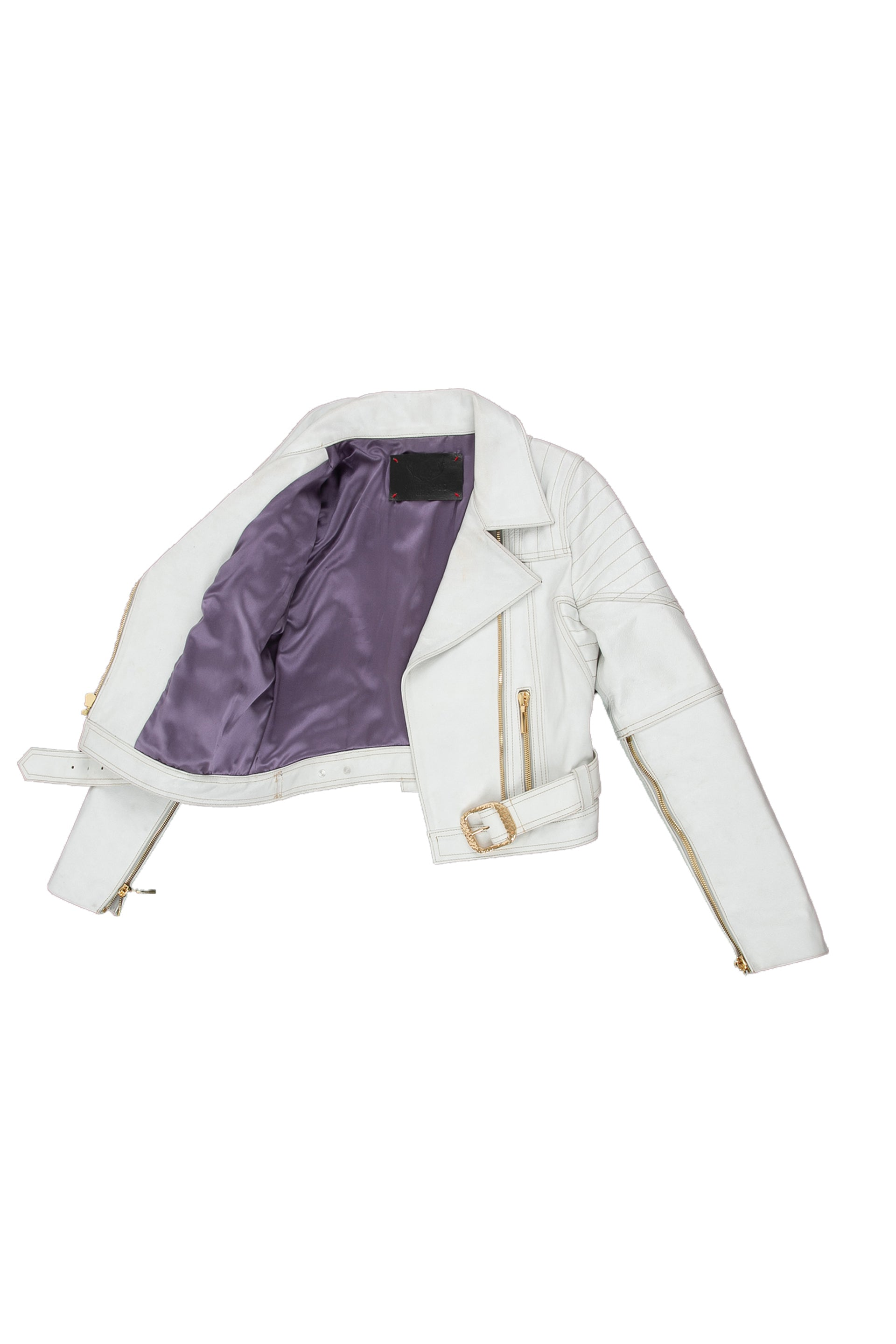 Inside of Prince leather jacket