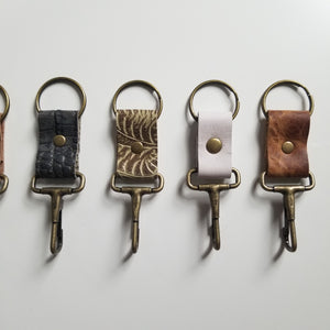Clip-On Keychain
