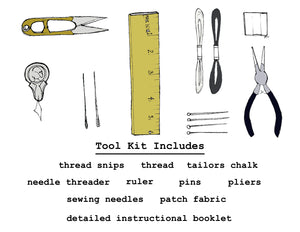 Garment Repair Kit