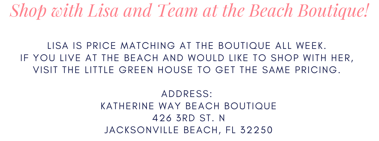 Shop at the Beach Boutique