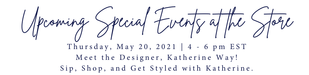 Katherine Way Boutique Special Events