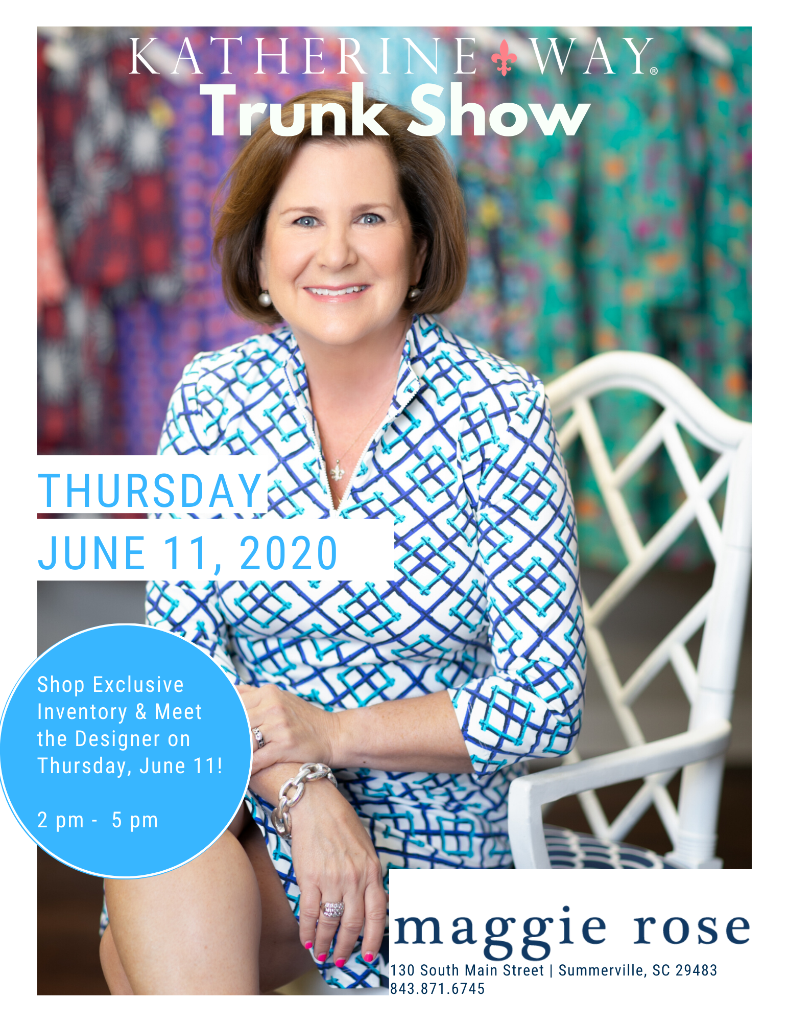 Maggie Rose Trunk Show