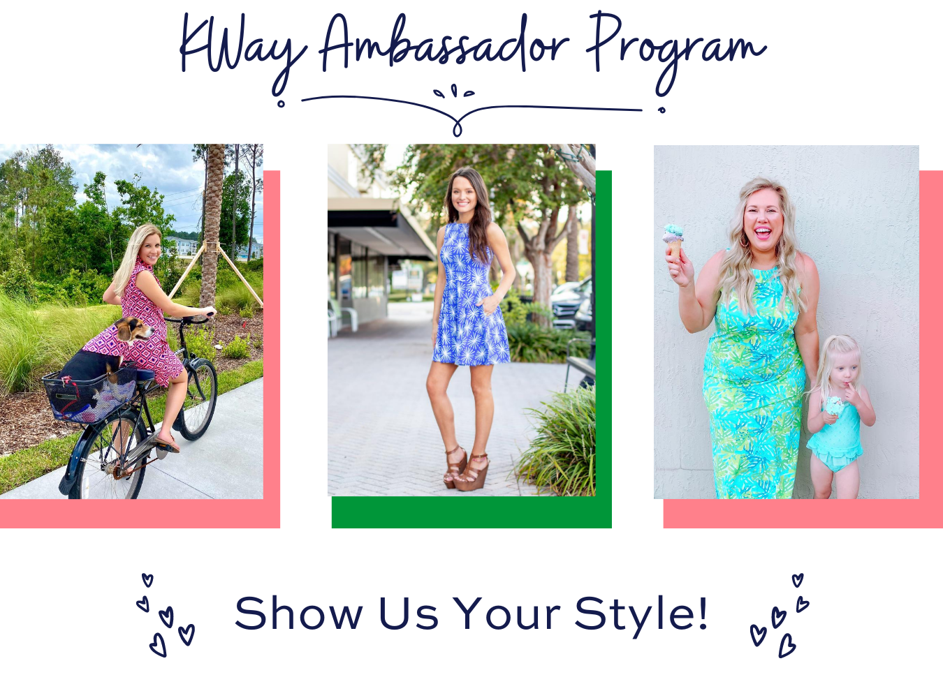 Katherine Way Ambassador Program Sign Up