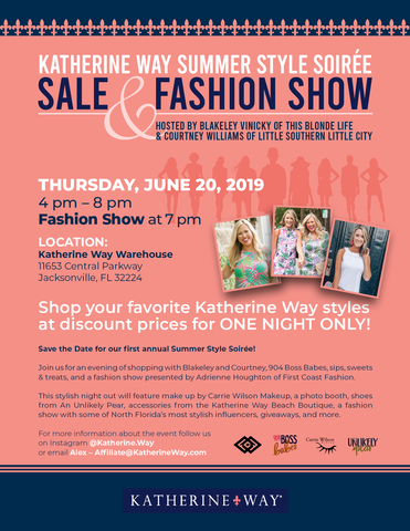 Katherine Way Jacksonville Summer Sale