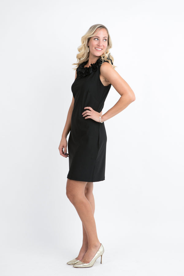 AUR DRESSES Katherine Way Collections Black XS