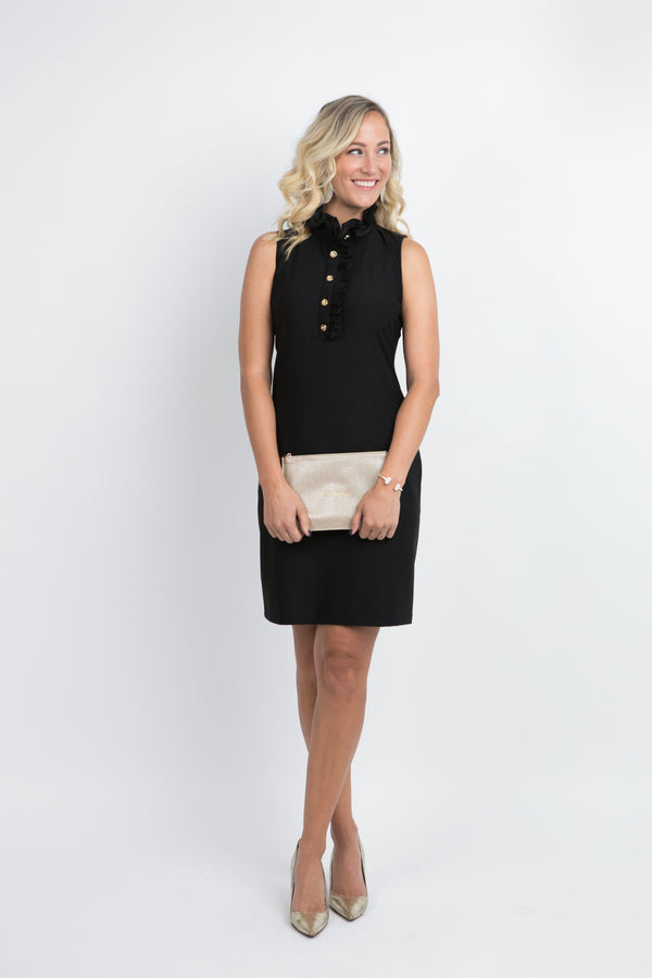 CAMPECHE DRESS BLACK DRESSES KATHERINE WAY
