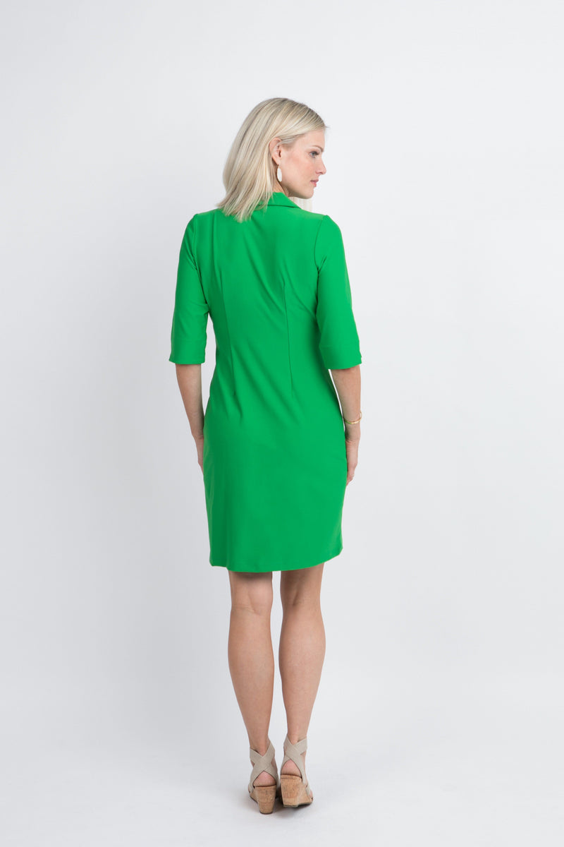 Nola Dress Green DRESSES Katherine Way Collections