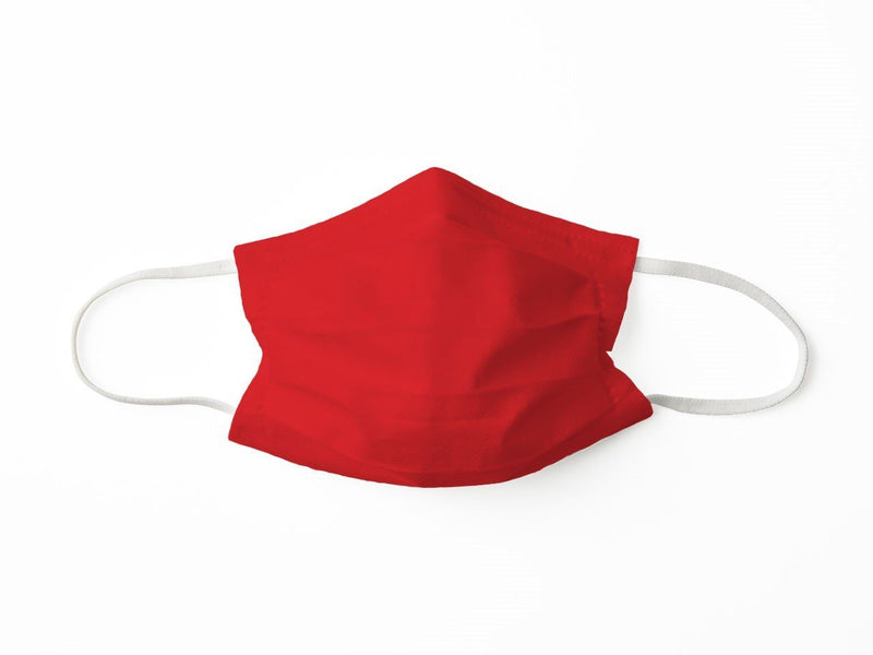 PROTECTIVE FACE MASK RED PPE KATHERINE WAY