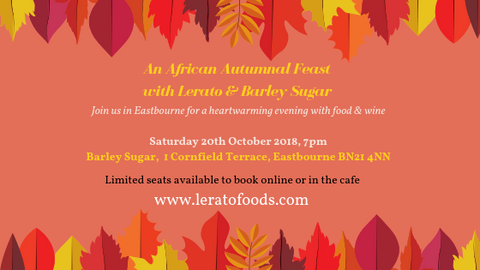 Lerato African Supperclub at Barley Sugar
